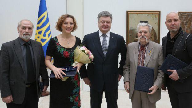 Лауреати Шевченківської премії