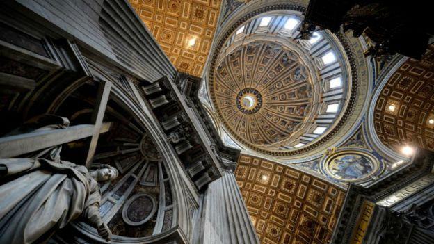 El domo del Vaticano