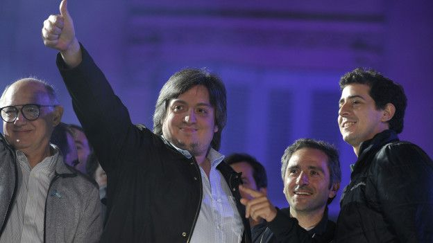 Máximo Kirchner Fernández