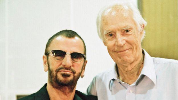Murió George Martin, el quinto Beatle  - 1