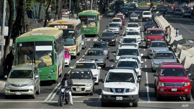 Automóviles en Ciudad de México