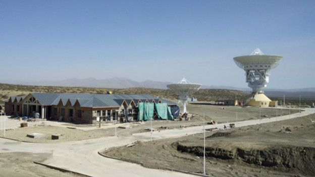 misteriosa base China en la Patagonia argentina