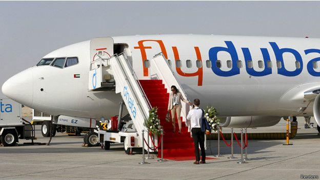 مقتل 62 شخصا في تحطم طائرة ركاب لشركة فلاي دبي جنوبي روسيا 160319031527_plane_624x351_reuters