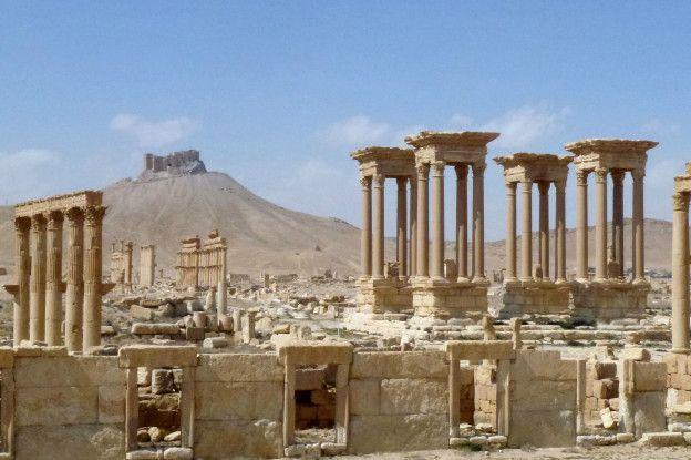 Resultado de imagen de Palmira