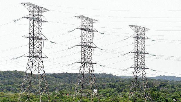 Red electrica Brasil