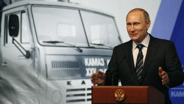 Vladimir Putin.
