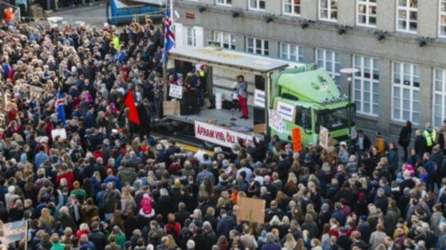 巴拿马密件发酵 冰岛总理被迫辞职