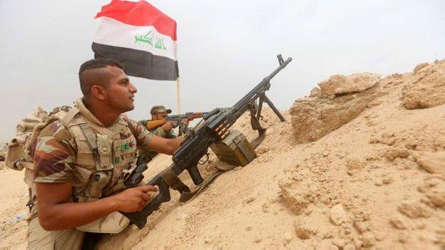 Combatientes chiitas