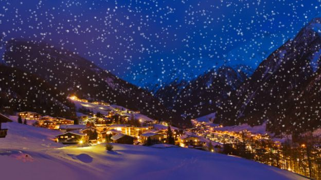 Innsbruck de noche