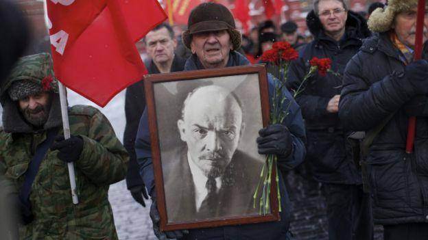 Partidarios de Lenin