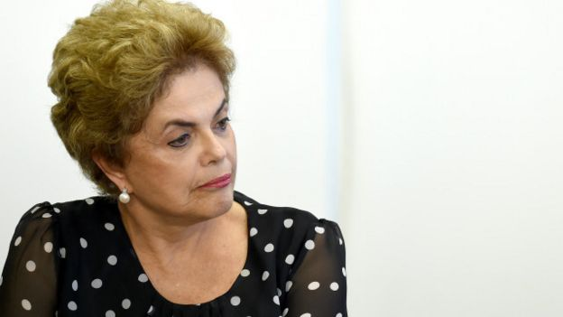 Dilma Rousseff | AFP