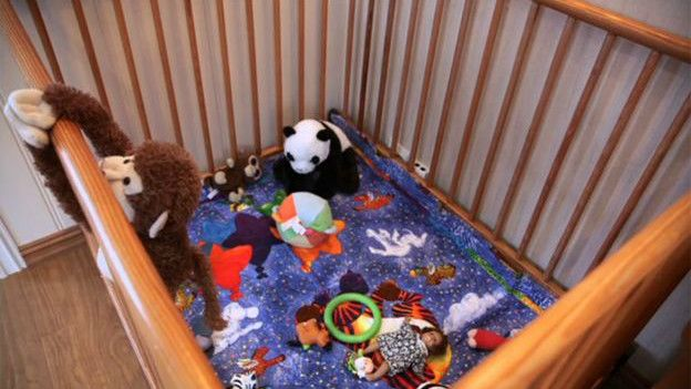 La semana pasada, el Barnevernet devolvió el bebé a Ruth y Marius.