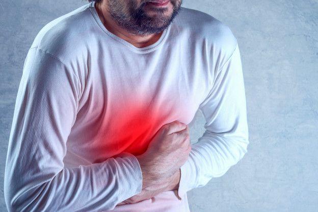 Cómo confundí un ataque al corazón con una indigestión