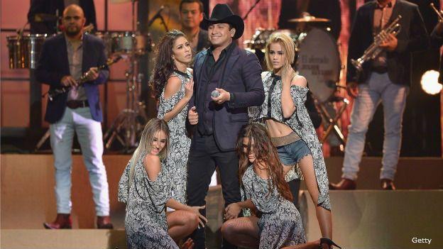 Julión Álvarez, cantante mexicano del género grupero