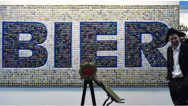 Palabra alemana para cerveza