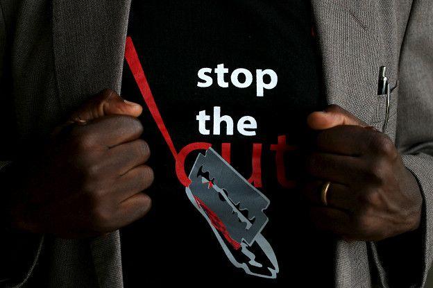 Campaña contra las mutilaciones