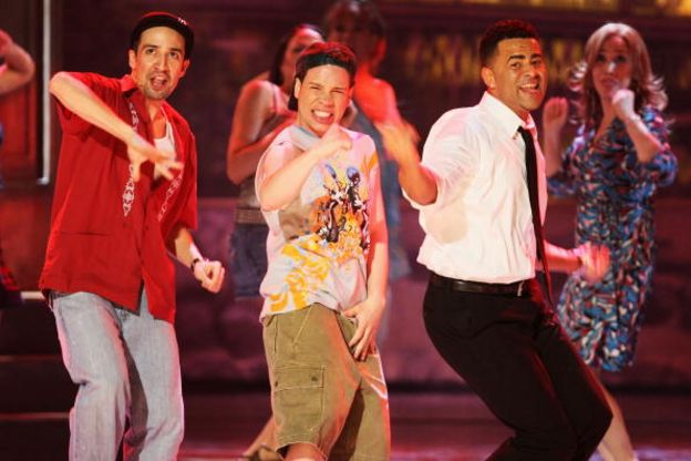 In the Heights, Lin Manuel Miranda