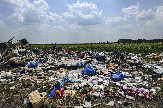 MH17, вещи пассажиров