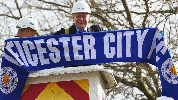 Peter Soulsby, alcalde de Leicester.