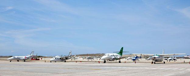 Aviones privados en Margarita