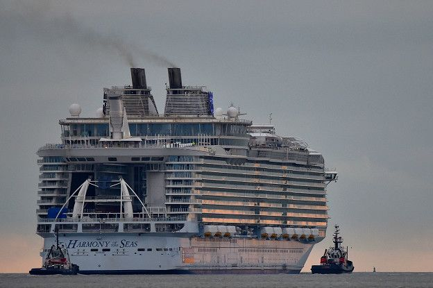 El crucero Harmony of the Seas