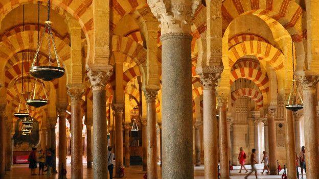 Templo en Andalucía