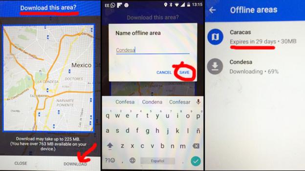 Usando Google Maps