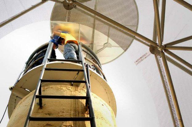 El enorme telescopio de China simboliza el renacimiento científico del país.