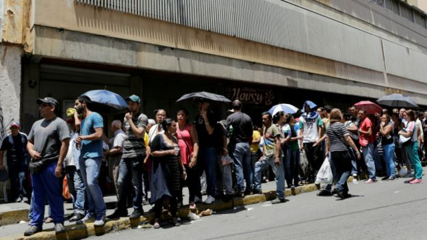 venezuela petition
