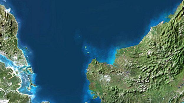 Indonesia berhak memanfaatkan sumber daya di Zona Ekonomi Eksklusif, kawasan sejauh 200 mil dari Pulau Natuna.  | Science Photo Library