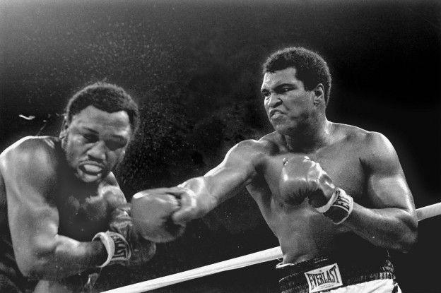 Ali vs. Frazier en Manila