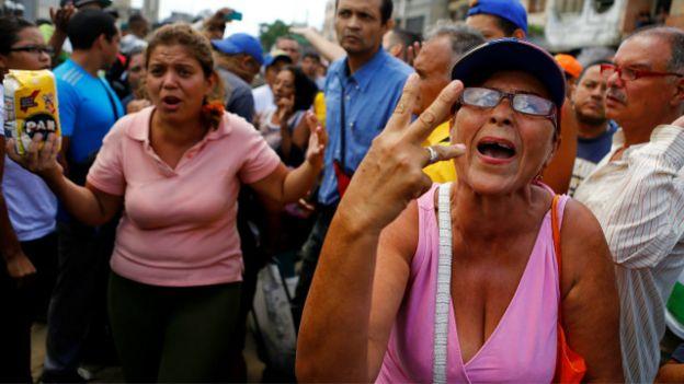 petition venezuela
