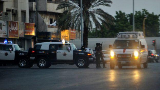 Aparat di Jeddah