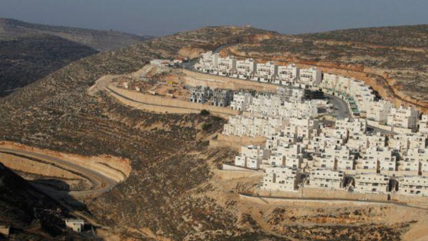 Hasil gambar untuk gambar pemukiman israel