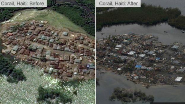إعصار ماثيو يقتل أكثر من 800 شخص في هايتي 161007135302_haiti_matthew_storm_640x360_googlereuters_nocredit