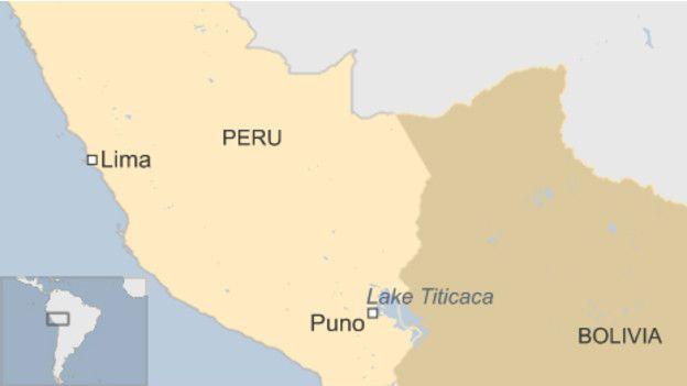 Danau Titicaca