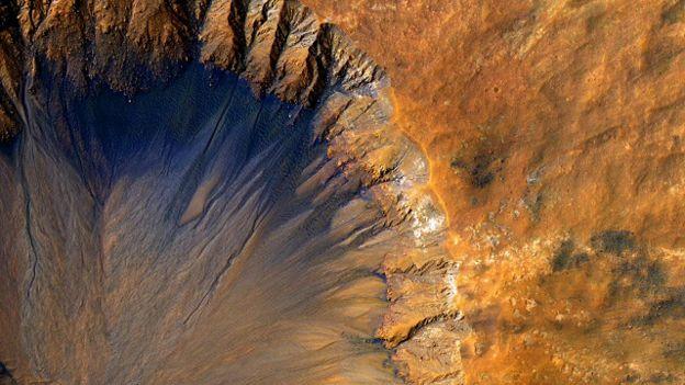 Марсіанський кратер