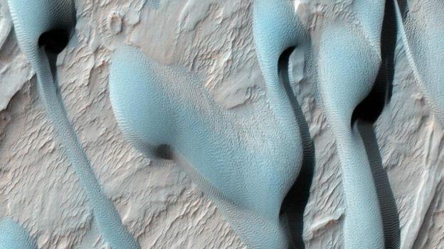 Марс дюни