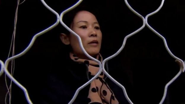 劉慧珍說,自己有權參加民主選舉。
