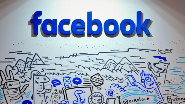 葡萄牙里斯本某国际会议上的Facebook摊位(9/11/2016)