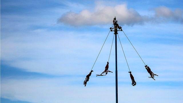 Danza de los voladores