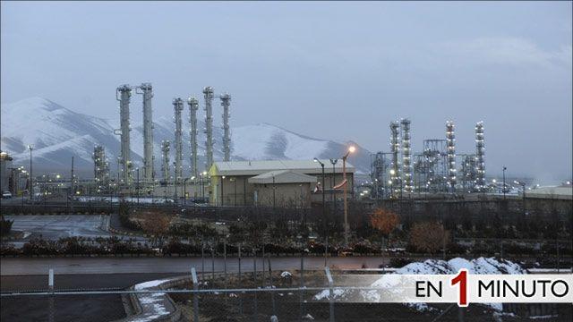 Reactor nuclear en Arak, Irán