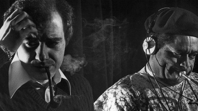 Lalo Schifrin con Dizzy Gillespie