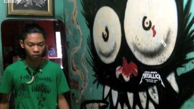 Punk di Jakarta