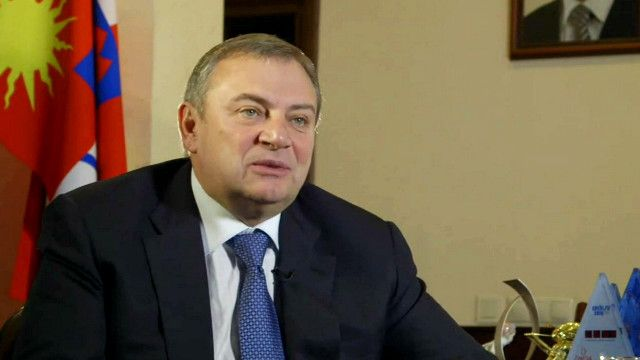 Anatoly Pakhomov, alcalde de Sochi