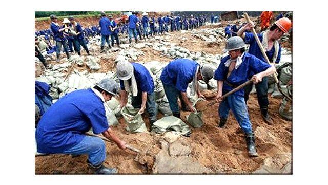 Lao động phổ thông của Trung Quốc ở Việt Nam