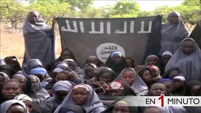 Video de Boko Haram de niñas secuestradas