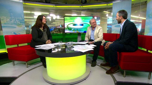 Debate mundialista en BBC Mundo