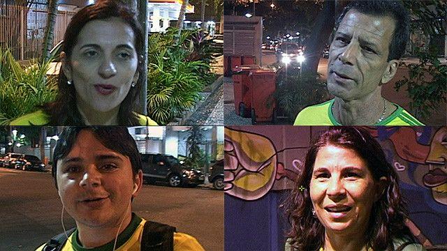 Aficionados brasileños