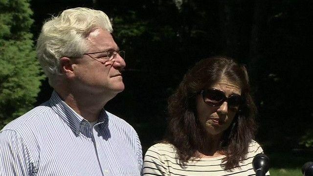 John y Diane Foley